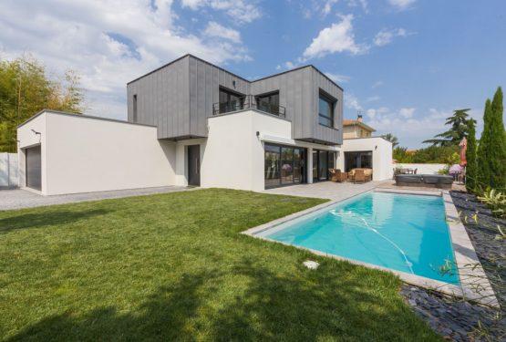 La maison BR, par DIDIER MARCHAND ARCHITECTURES