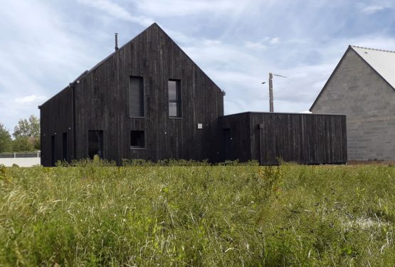 Maison RR – Manthelan (37), par 180° Achitectes
