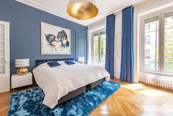 Rénovation d'un appartement original de 120 m² à Lyon, par Studio d'Architecture & Rénovation