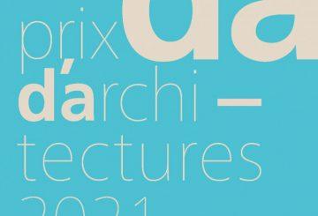 Troisième édition du prix d'a 10+1, par D'architectures