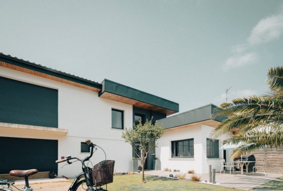Extension Contemporaine Maison P 33, par Cendrine Deville Jacquot